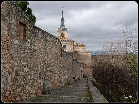 Lerma - Burgos  por Pepi Ramos
