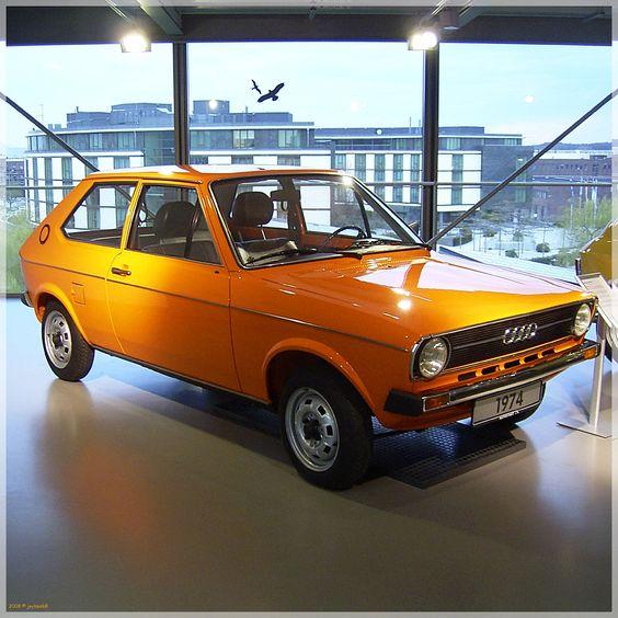Audi 50 GL (1974) ☺