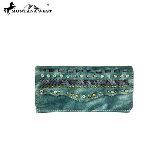 Montana West American Cowgirl Collection Wallet