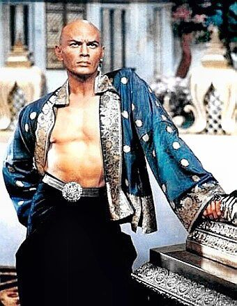 ive had a crush on yul brynner since i was little