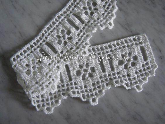 OFICINA DO BARRADO: Croche - Barrando em Branco Total ...