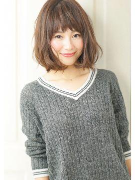 『Rue:京都』ビターショコラ☆ボブ