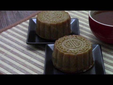 Resep Cara Membuat Kue Bulan Mooncake Atau Tong Cu Pia Petunjuk Lengkap Youtube Mooncake Resep Kue