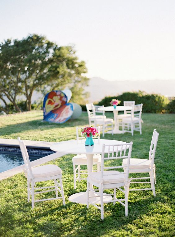 #cocktail-hour  Photography: Jose Villa Photography - josevillaphoto.com Planning: Laurie Arons Special Events - lauriearons.com Floral Design: Kathleen Deery Design - kathleendeerydesign.com  Read More: http://www.stylemepretty.com/2013/02/07/modern-napa-wedding-from-jose-villa-laurie-arons/