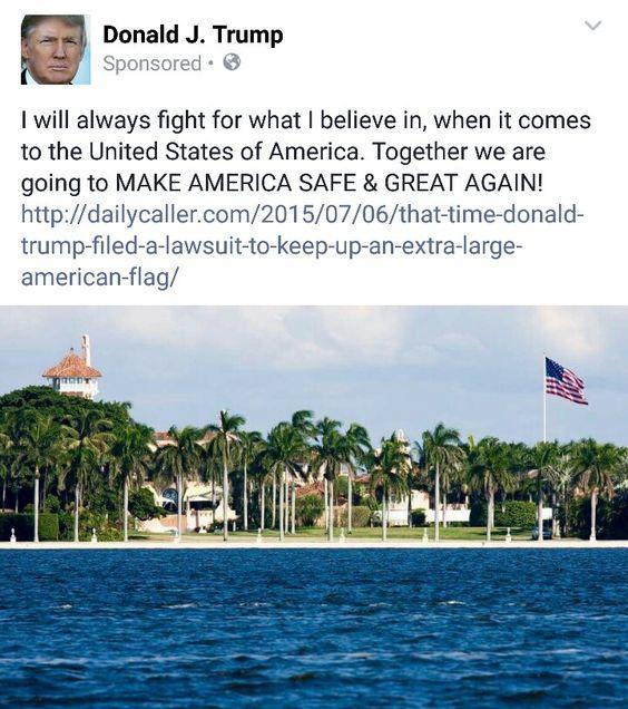 TRUMP for President--