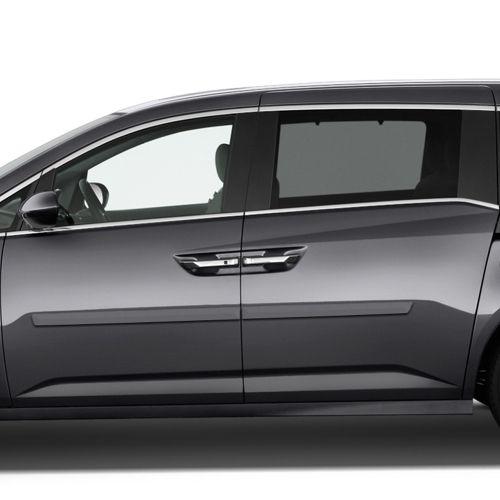 Honda Odyssey Painted Body Side Molding 2011 2017 Fe2 Odyssey11 Honda Odyssey Honda Body Molding