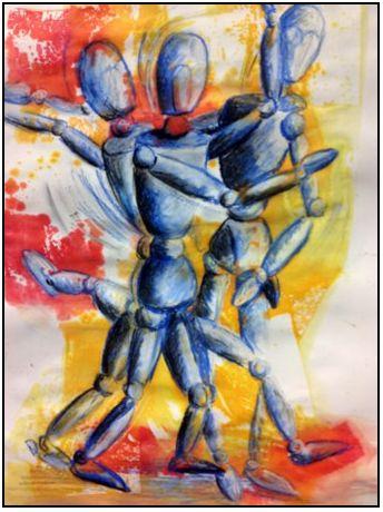 The smARTteacher Resource: Artist Manikins