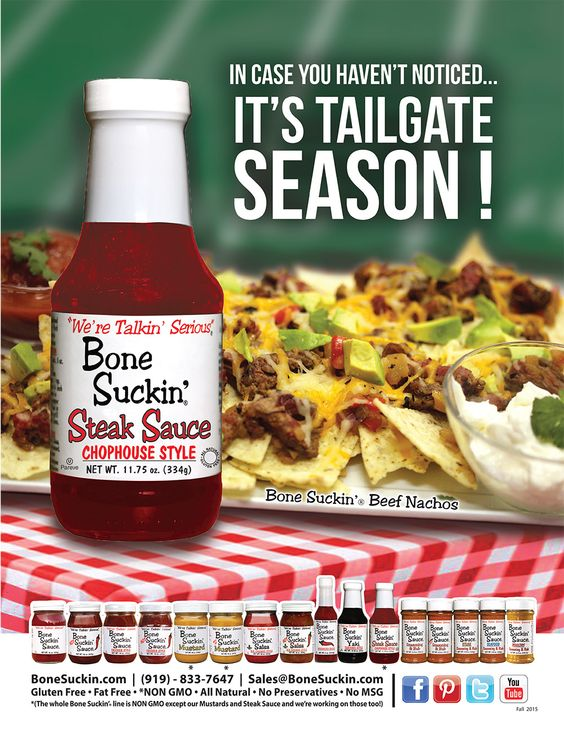In case you haven't noticed....Its Tailgate Season! #tailgate #football #nachos #college #pro #food #recipe