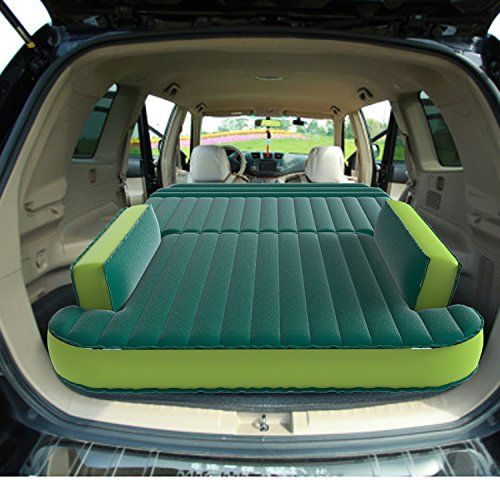 Smartspeed 174 Suv Car Air Bed For Travel Car Back Seat Air