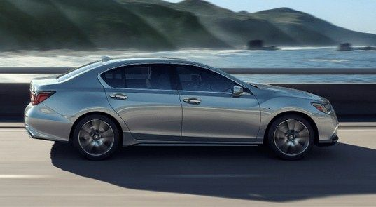 2020 Acura Rlx Redesign Engine Hybrid