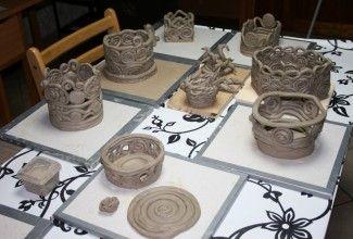 rękodzieło, ręcznie robione, hand made, glina, ceramika, misa, miski, miseczki…