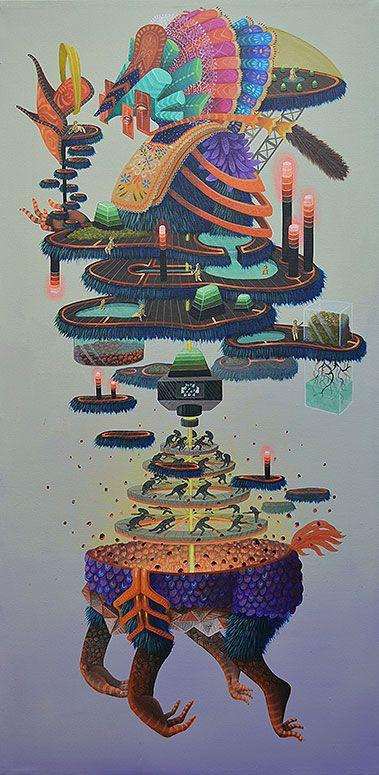 CURIOT . #curiot http://www.widewalls.ch/artist/curiot/