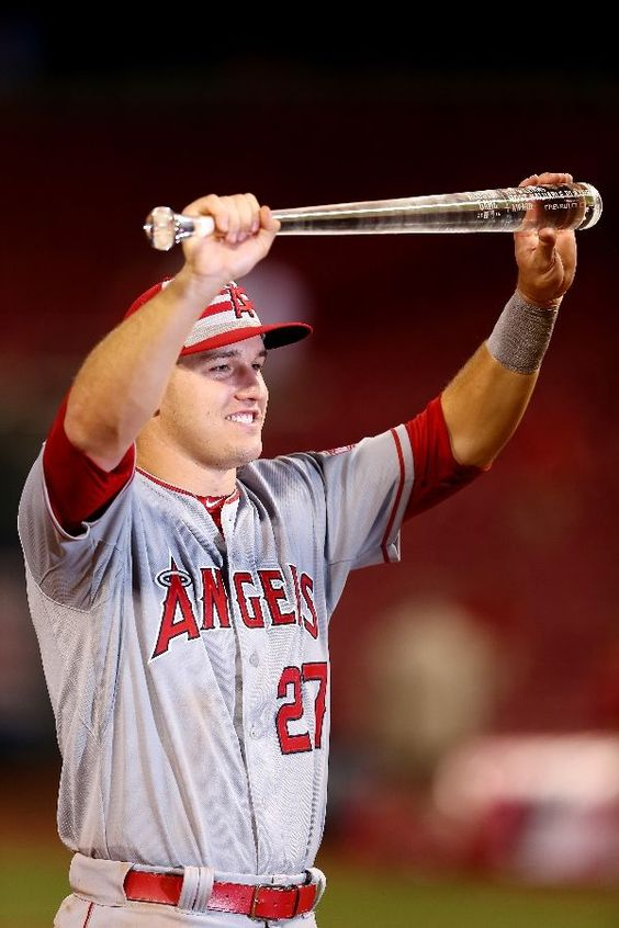 2015 ASG: Mike Trout, LAA, MVP