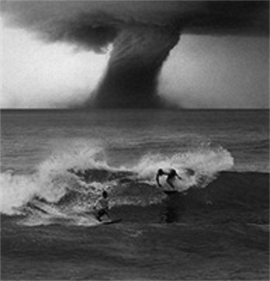 """Just one more wave! ~ M.S.M. Gish ~ Miks' Pics """"Atypical Surfing Shots"""" board @ http://www.pinterest.com/msmgish/atypical-surfing-shots/"""
