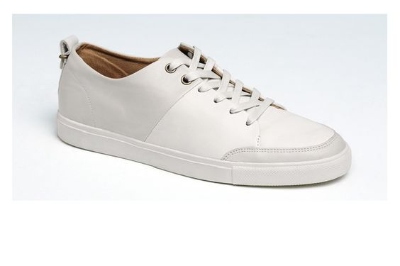The Haerfest All Leather Trainers