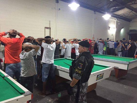 09/03/2016 - Operação Casas Noturnas e Balada Segura da Fiscalização de Caxias do Sul, RS: