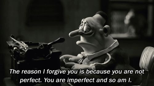 Philip Seymour Hoffman Mary And Max Repost Because It Didnt Work The First Time Mary And Max Movie Quotes Best Movie Quotes