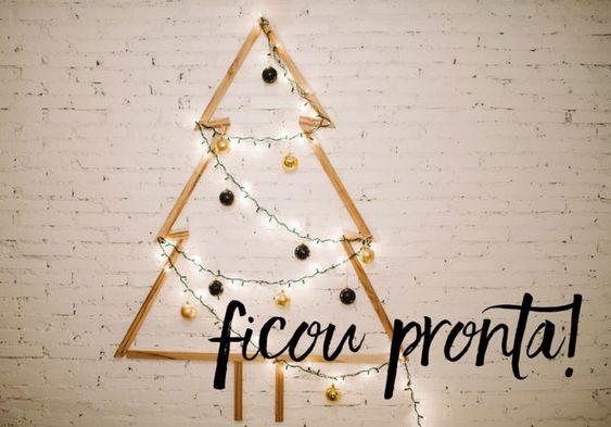 Árvore de Natal de m