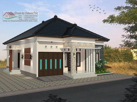 Modern House 9x13 3 K Tidur Desain Rumah Minimalis Lantai 1 Youtube Desain Rumah Desain Rumah Minimalis Rumah