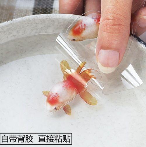 Children s Wooden 3D Animal Goldfish TH. Lets Make U.D