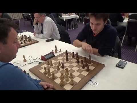 شطرنج بليتز دانيال فريدمان ضد فادمس بولساكوف Chess Board