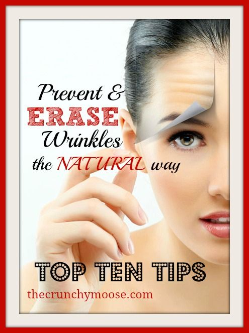 How To Prevent Eye Wrinkles Naturally