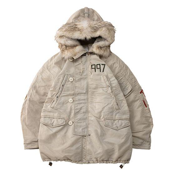 キムタクがMVで着用しているモッズコート[visvim] ビズビム 2019AW VALDEZ COAT COLLAGE