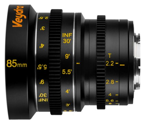 At some stage the new upstart lens manufacturer Veydra should consider introducing a lens called Darth, but for now the Veydra Mini Prime 85mm T2.2 joins the lens series. The Veydra Mini Prime 85mm...