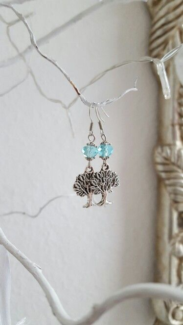 #treeoflife #turquoise #earrings #jewelry #soulgoodies #silver #custommade  Send request to service@soulgoodies.de