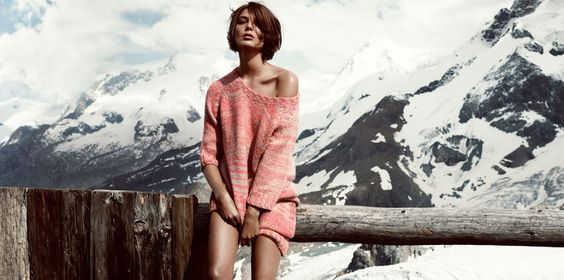 FRONT ROW: H&M Holiday Fashion Campaign