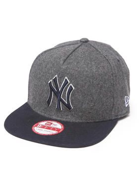 New York Yankees Hat Grey