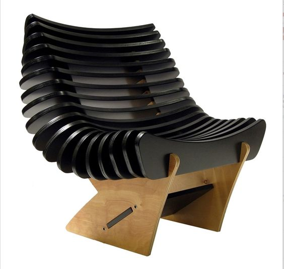 flat pack lounging chair