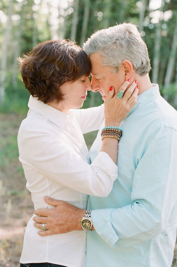 wedding ideas for older couples lasting vow renewals and inspiring photography on 27846
