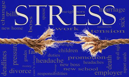 Good suggestions for relieving stress.