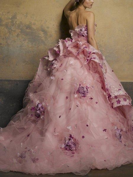 Little rainbow book, poisoned-apple:   Yumi Katsura haute couture gowns...