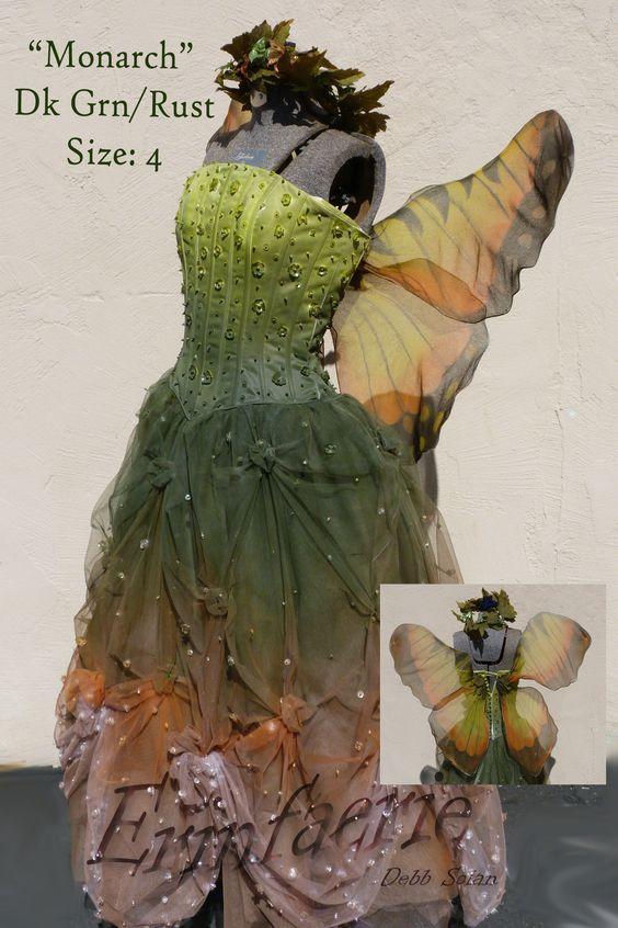 Farb-und Stilberatung mit wwwfarben-reich Forest Faerie Elven - grn farben