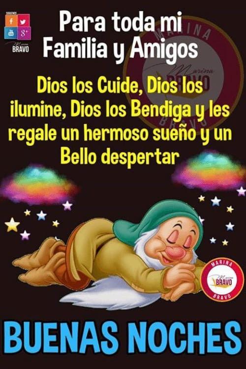 Buenas Noches Buenas Noches Descansa Buenas Noches Hermanos Memes