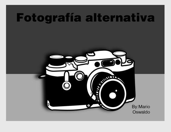 fotografía alternativa