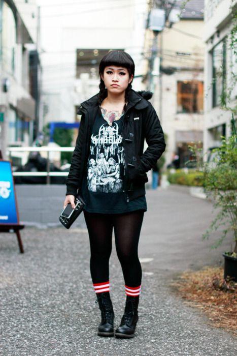 street style love