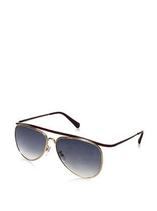 65% OFF Balenciaga Men's BAL0131/S Sunglasses, Burgundy