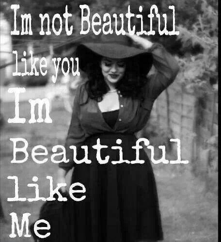 Beautiful like me
