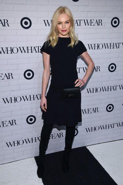Kate Bosworth Little Black Dress