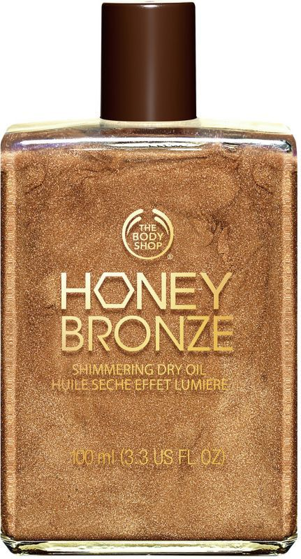 The Body Shop Honey Bronze Shimmering Dry Oil 01 Honey Kissed Ulta.com - Cosmetics, Fragrance, Salon and Beauty Gifts
