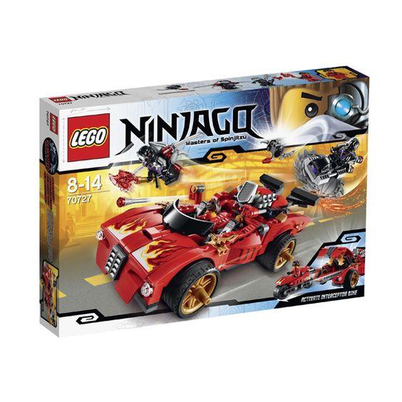 lego ninjago deportivo ninja x 1 edad recomendada a partir de 8