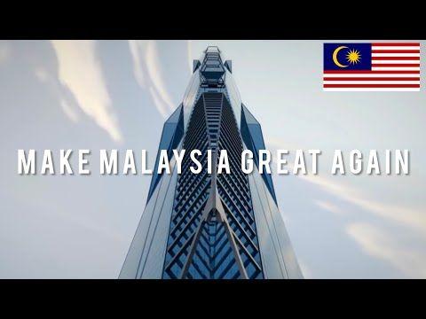 This Is The New Billion Dollar Mega Tower In Kuala Lumpur Malaysia Merdeka 118 Tower Malay Sub Youtube Menara Kuala Lumpur Malaysia