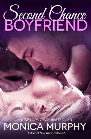 Charlando A Gusto - Second Chance Boyfriend - Serie One Week Girlfriend 02 - Monica Murphy  http://www.charlandoagusto.com/2015/03/second-chance-boyfriend-serie-one-week.html #Libros #Portadas