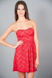 Red Alert Dress
