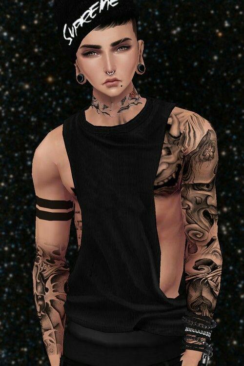 Image About Boy In Imvu Model Edits By Ashley Imvu Model Perfect World
