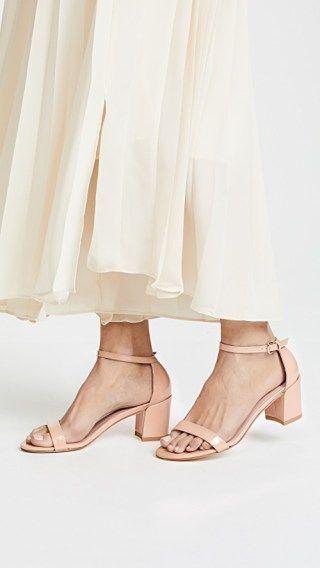 Simple Sandals By Stuart Weitzman