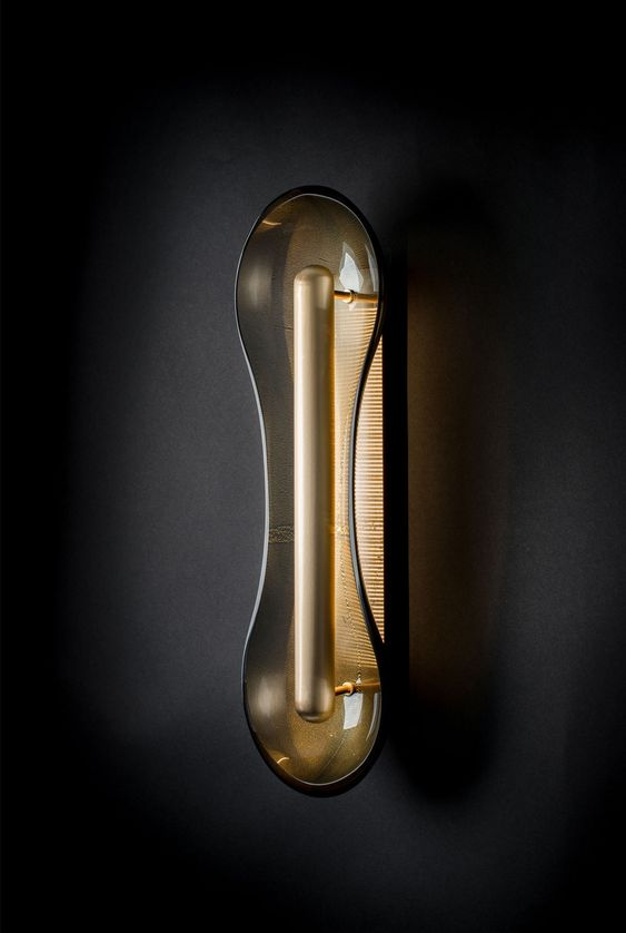 Wall sconce Cell by Patrick Naggar